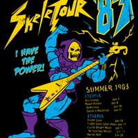 EnTeeTee: Skeletour '83