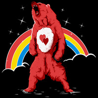 GraphicLab: Scare Bear