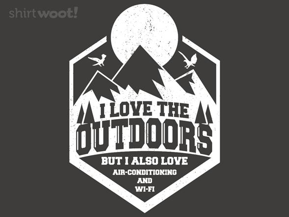 Woot!: Outdoor Love