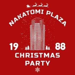 BustedTees: Nakatomi Plaza Christmas Party