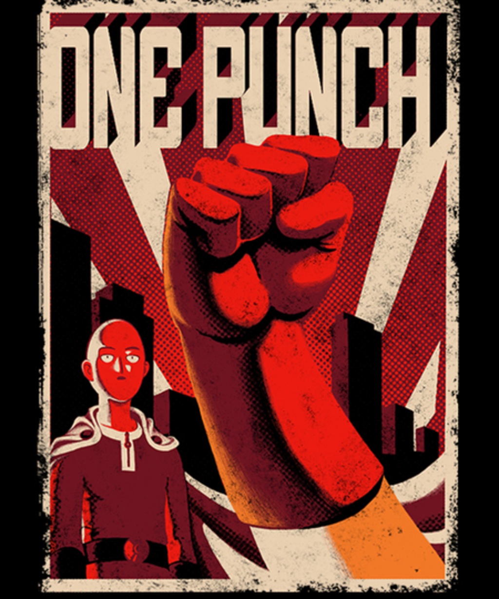 Qwertee: Everyone's Punch