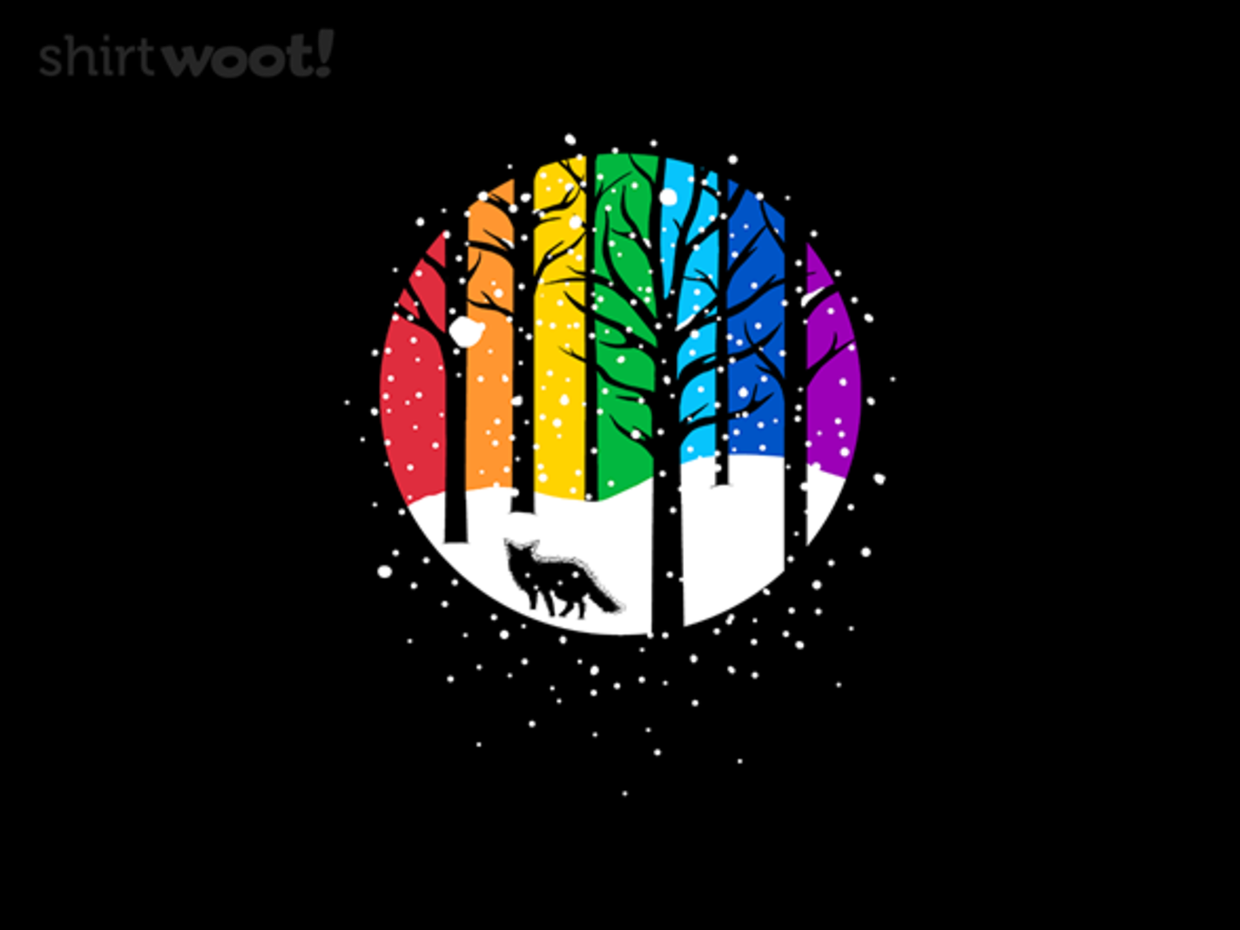 Woot!: Arctic Rainbow - $15.00 + Free shipping