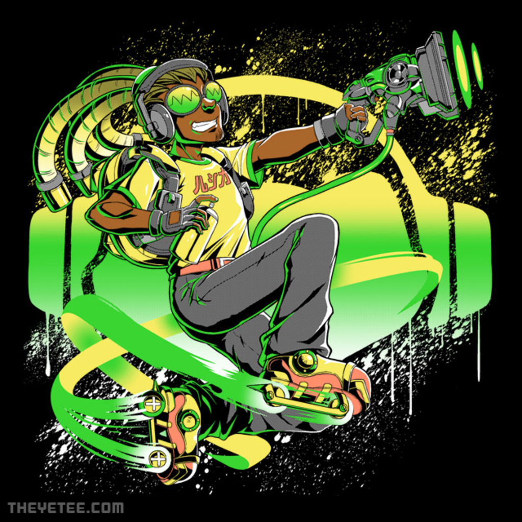 The Yetee: Jet Set Lucio