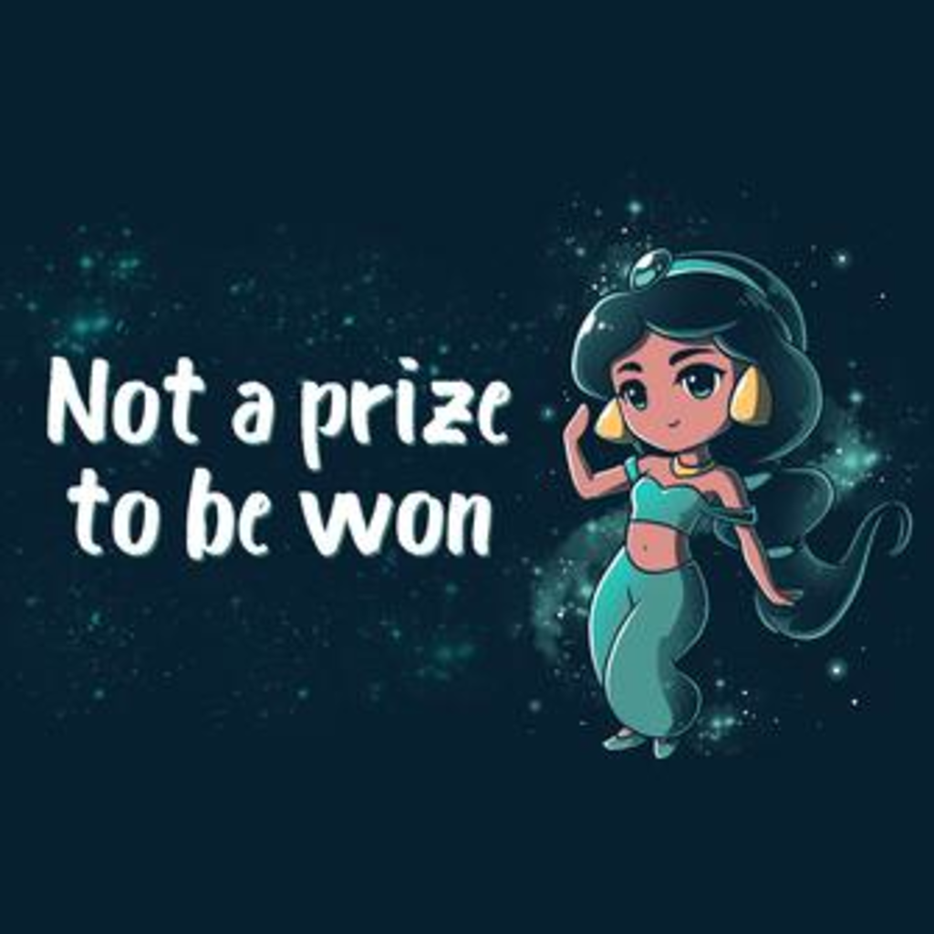 TeeTurtle: Not A Prize To Be Won