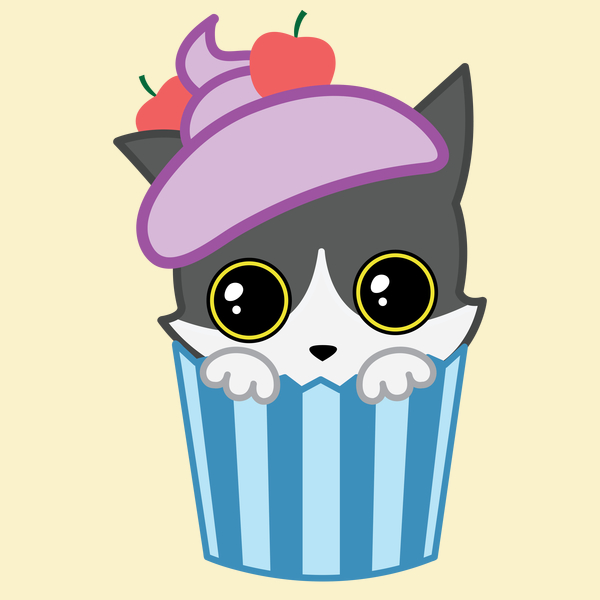 NeatoShop: Cupcake kitty