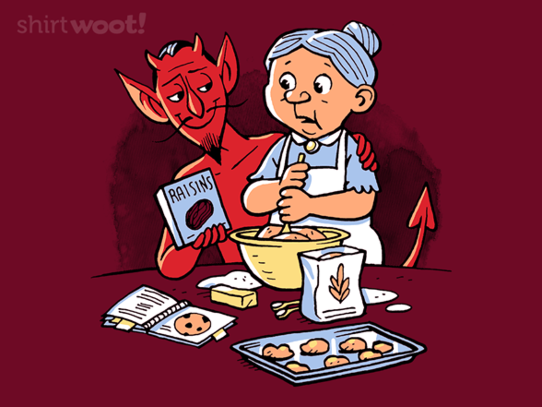 Woot!: Raisin Hell