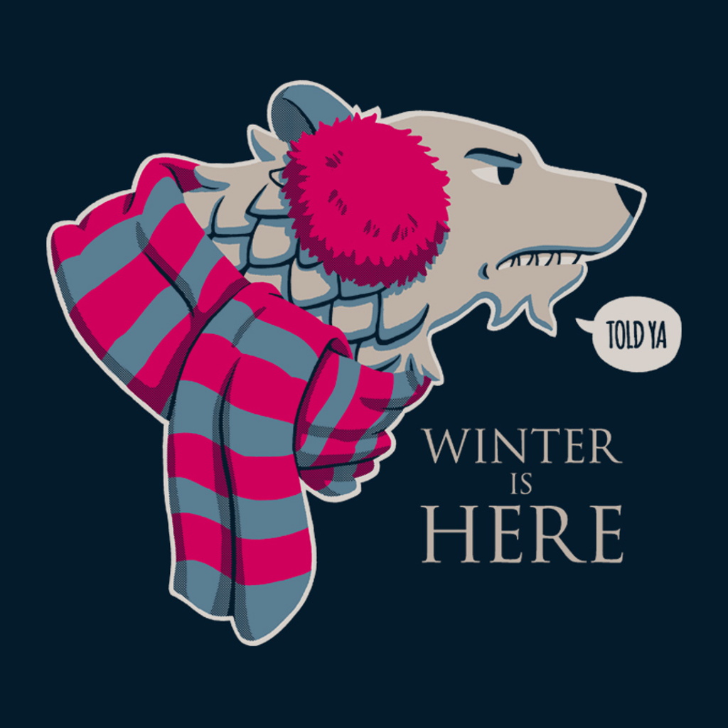 Pampling: Winter Stark