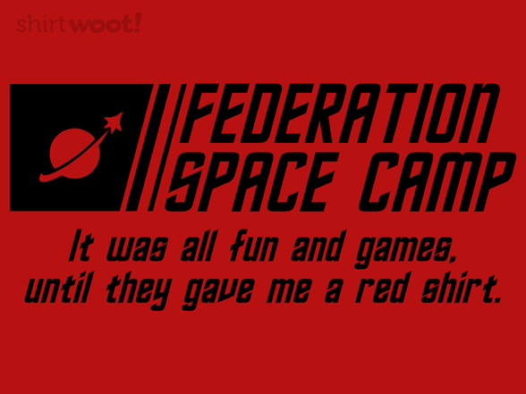 Woot!: Federation Space Camp