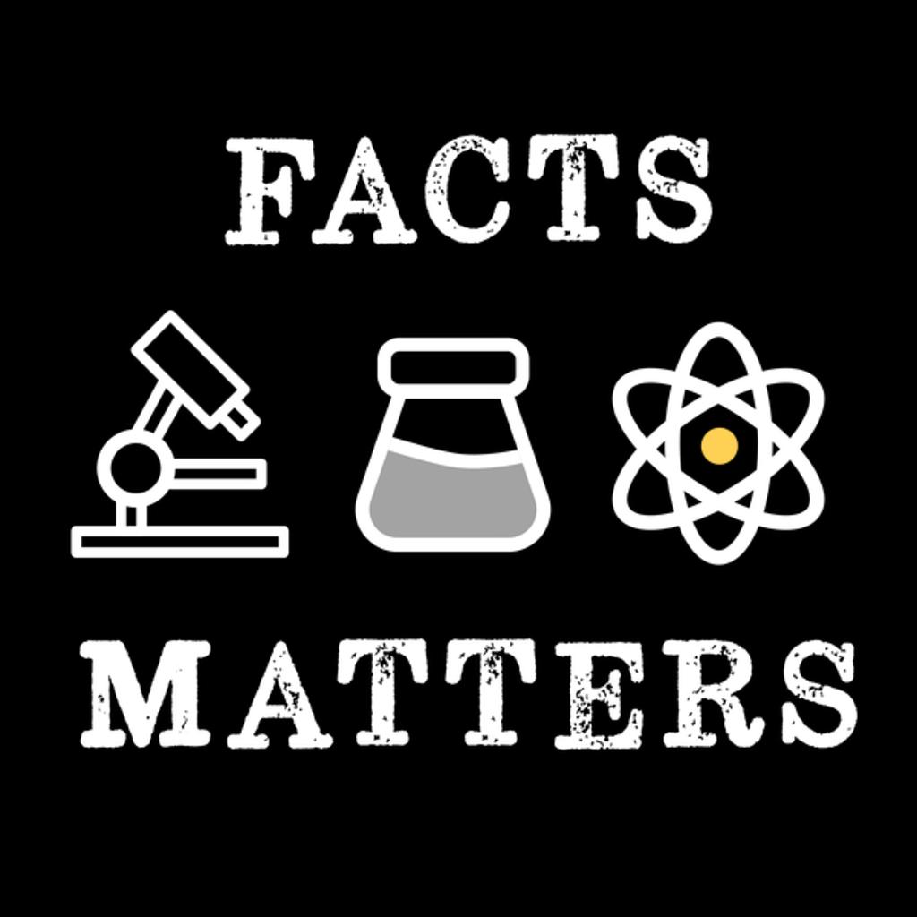 NeatoShop: Facts Matter Retro Vintage Science