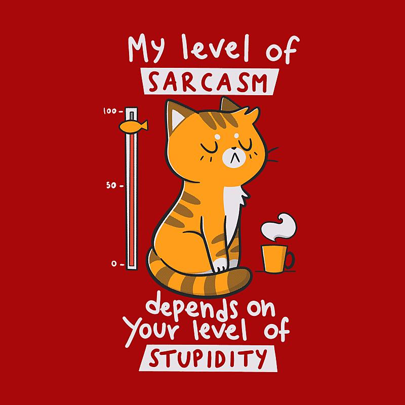 Pampling: Sarcasm Level
