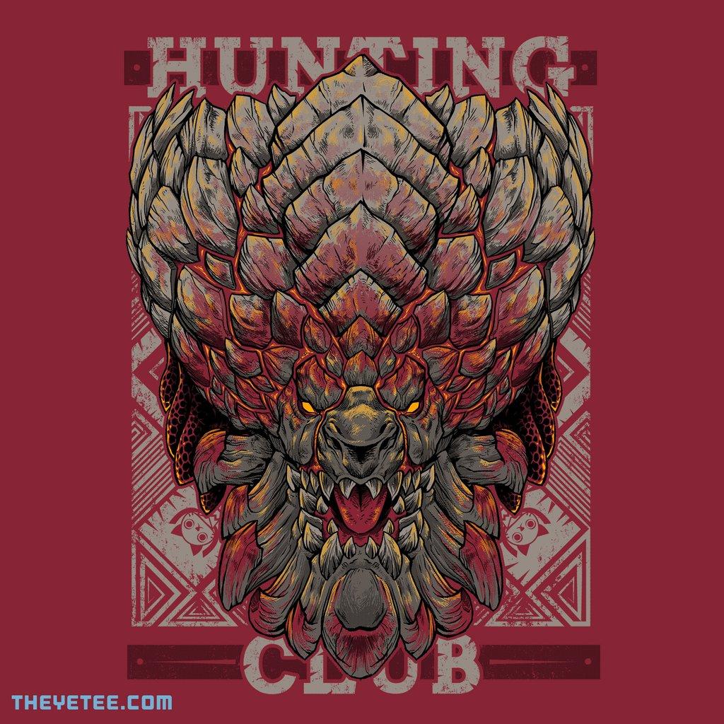 The Yetee: Hunting Club: Bazel
