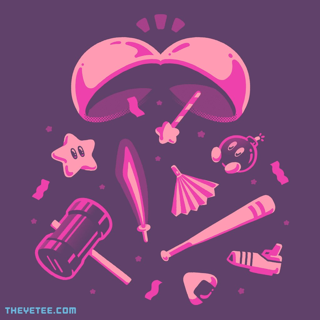 The Yetee: Melee Weapons