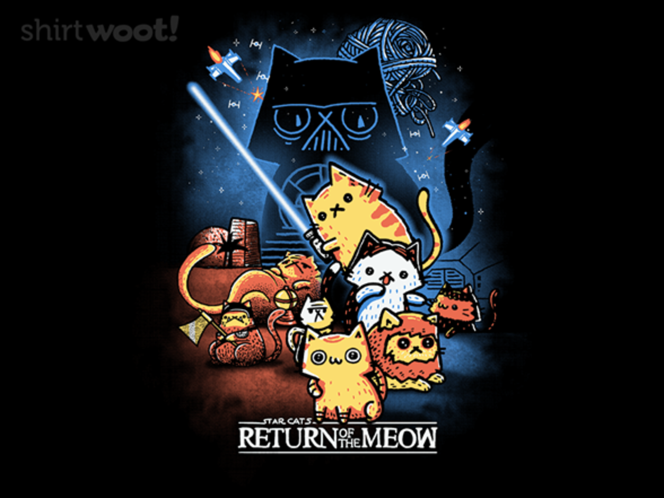 Woot!: Return of the Meow