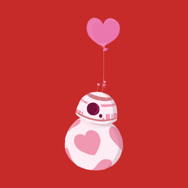 TeePublic: BB- My Valentine?