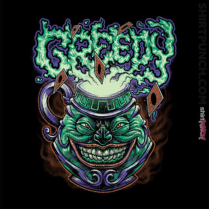 ShirtPunch: Pot Of Greed