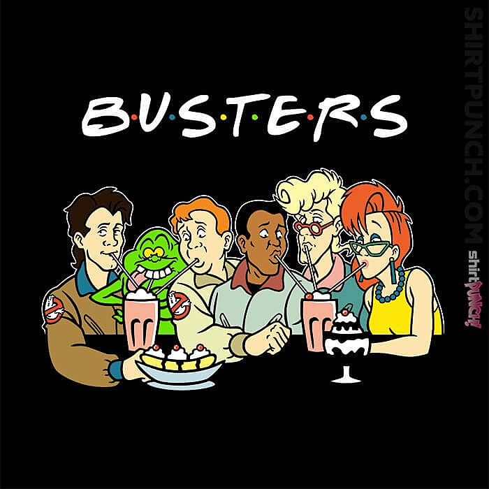 ShirtPunch: The Real Busters