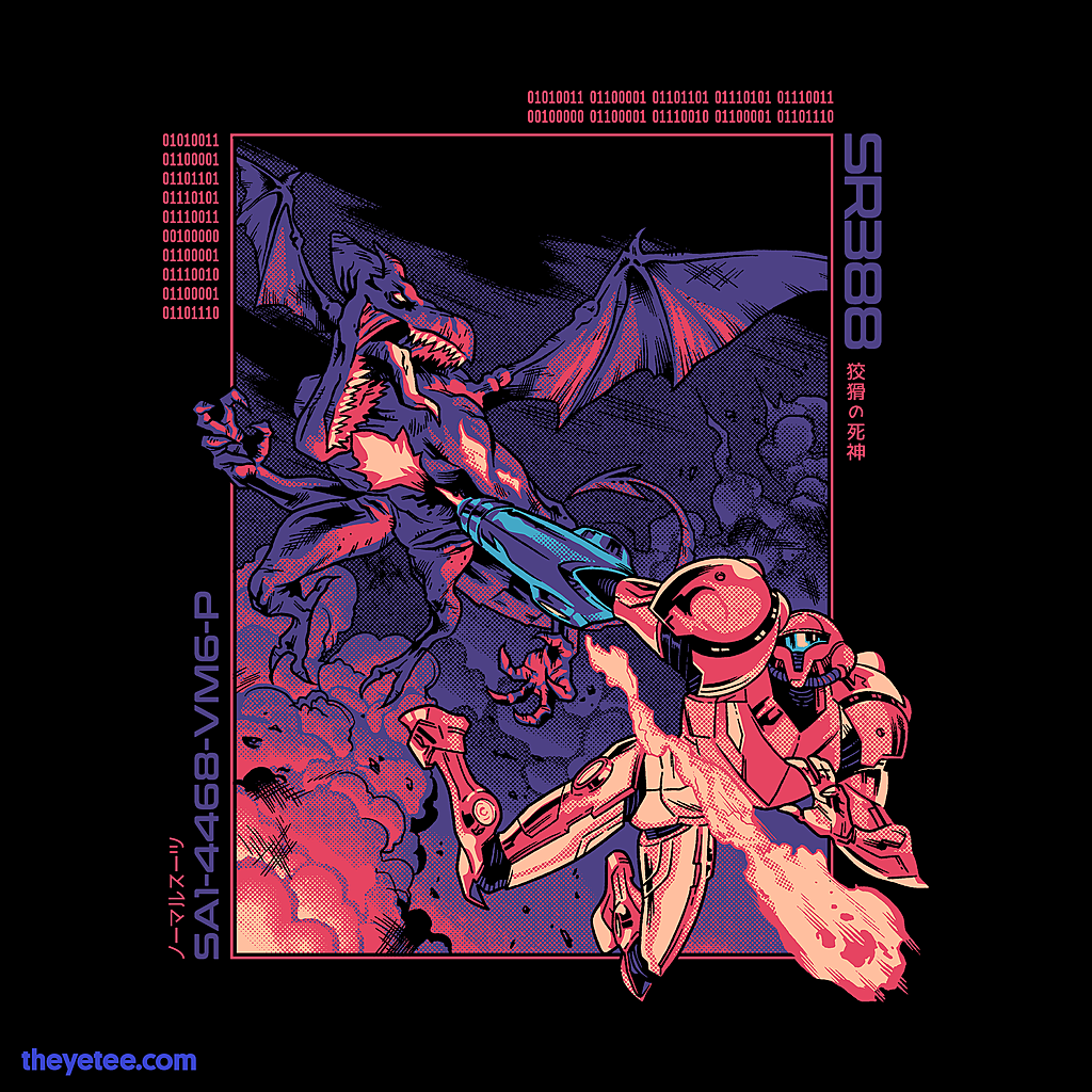 The Yetee: Burning the Night