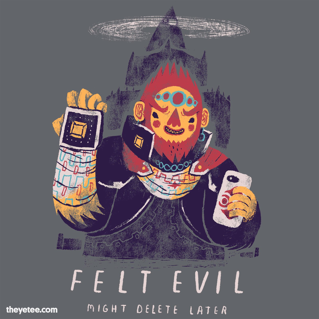 The Yetee: felt evil, might delete later