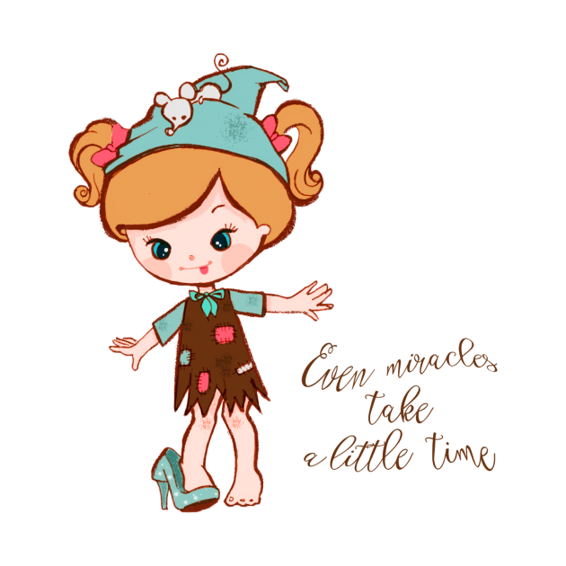 TeePublic: Cinderella baby