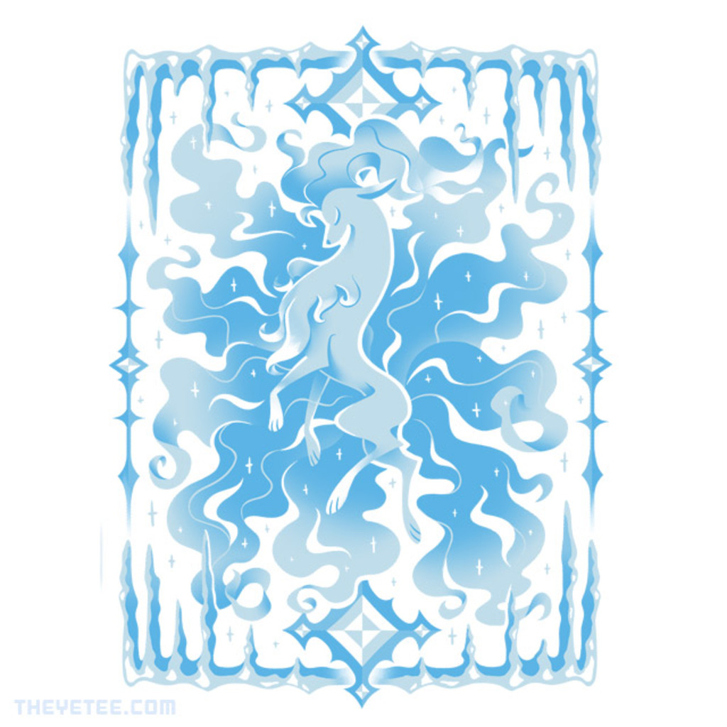 The Yetee: The Ice Queen
