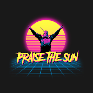 TeePublic: Praise the Synth