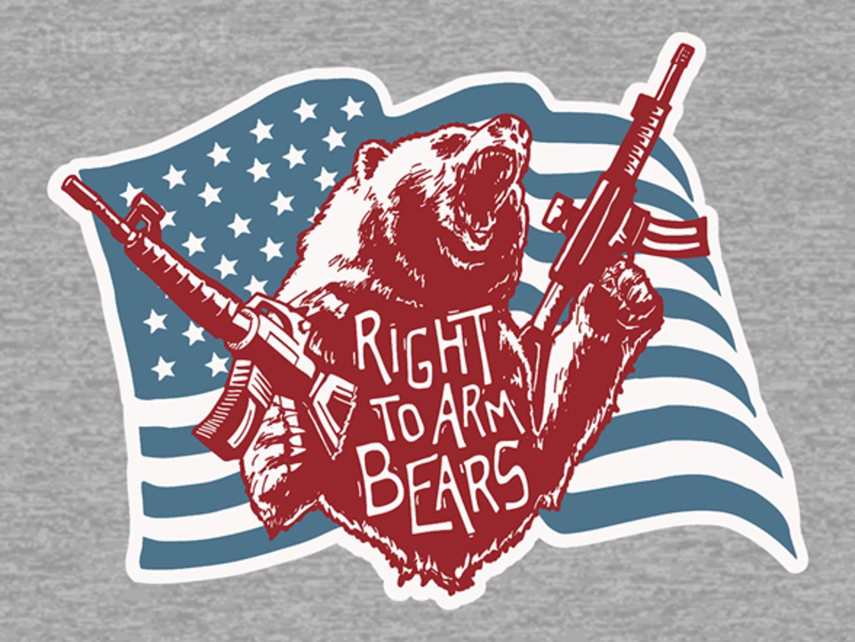 Woot!: Arm Bears