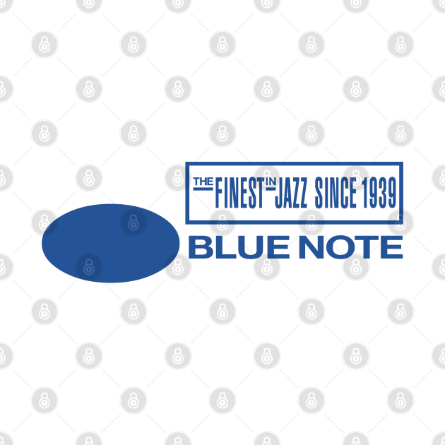 TeePublic: Blue Note Records