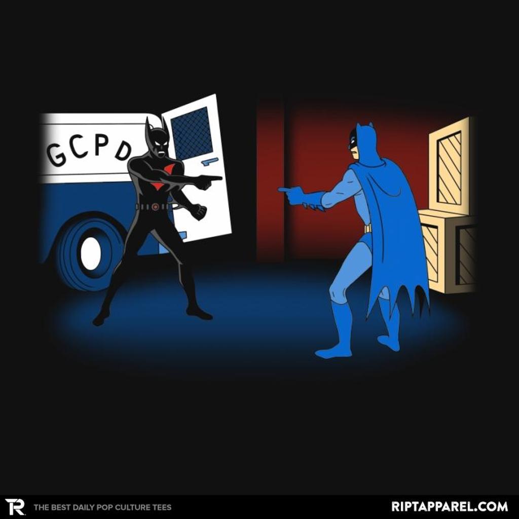 Ript: Into the Bat-verse