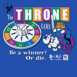 Pop-Up Tee: The Throne Game