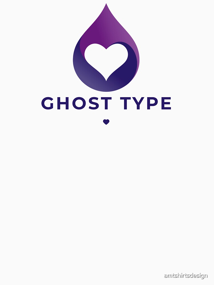 RedBubble: Ghost Type
