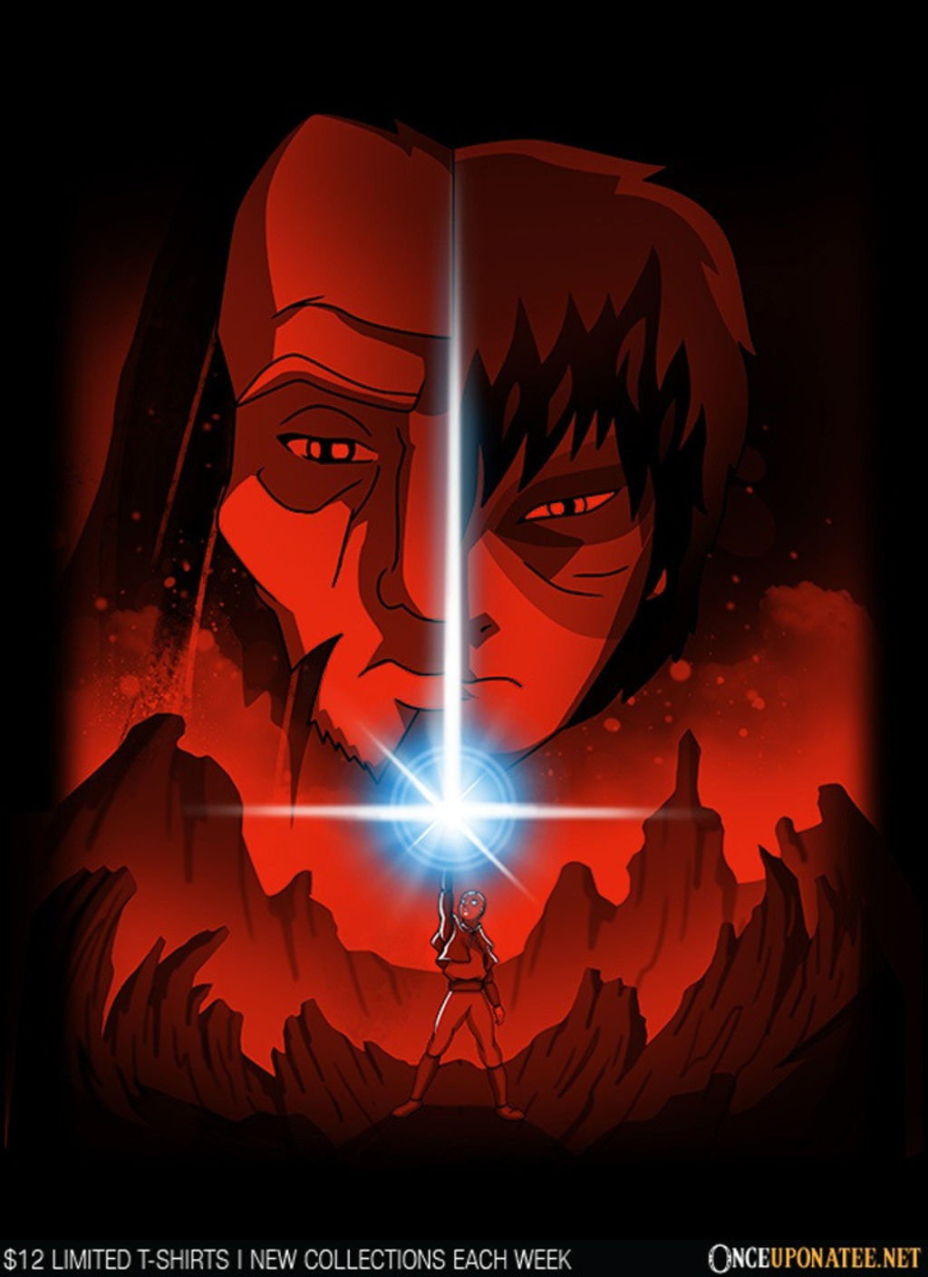 Once Upon a Tee: The Last Avatar