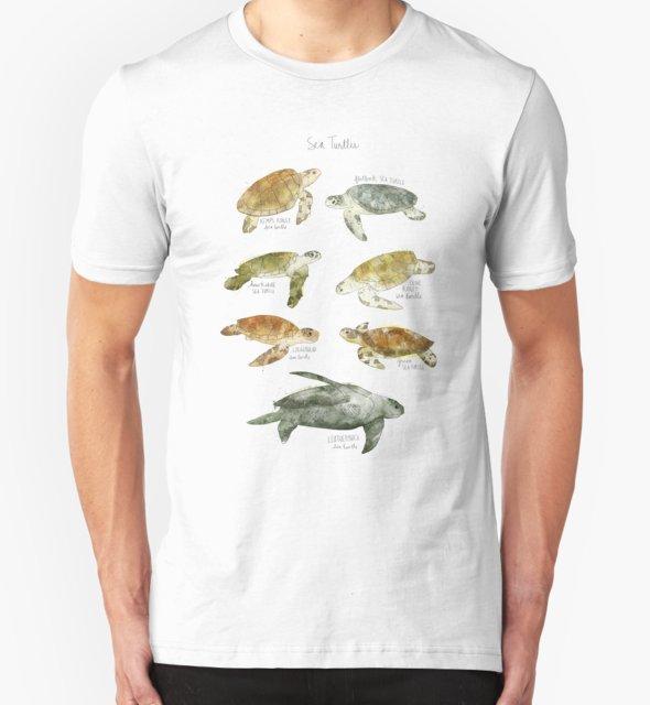 RedBubble: Sea Turtles