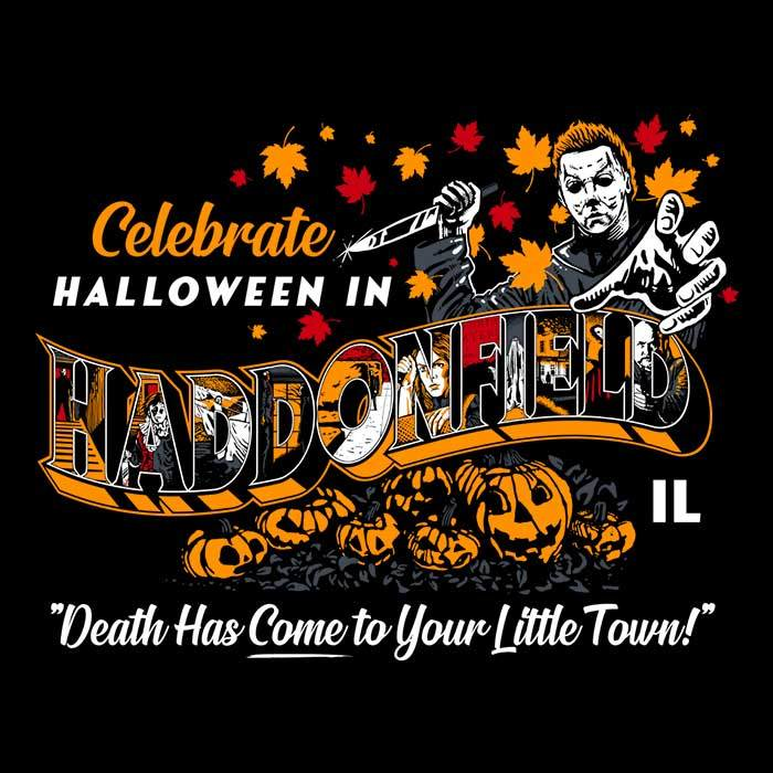 Once Upon a Tee: Visit Haddonfield