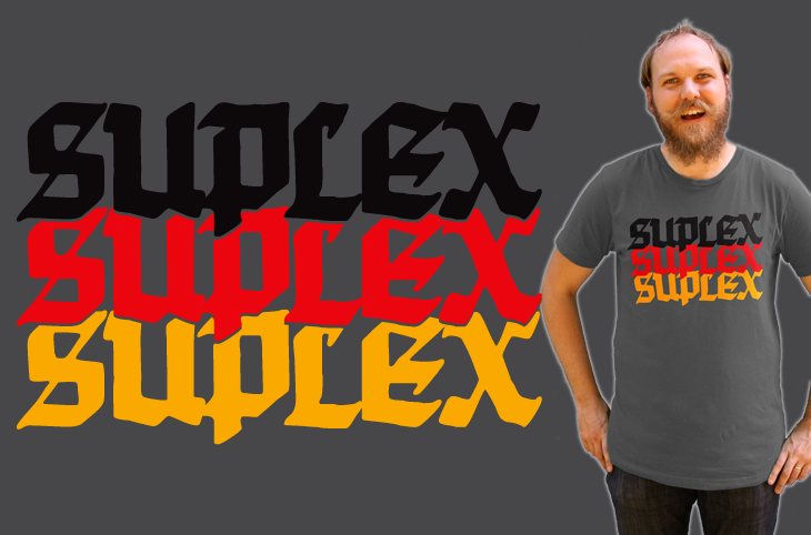 Top Rope Tuesday: German Suplex