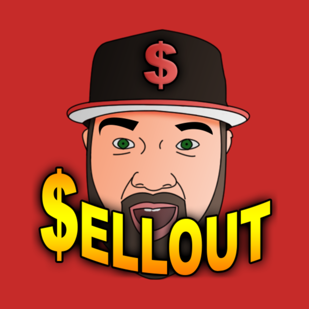 TeePublic: Sellout - TechJohnson