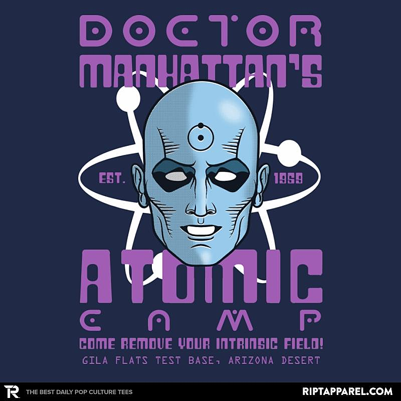 Ript: Doctor's Atomic Camp