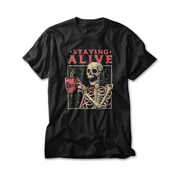 OtherTees: Staying Alive