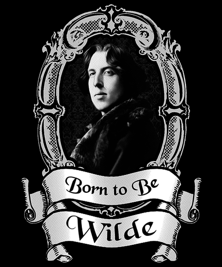Qwertee: Born to be Wilde