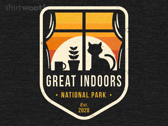 Woot!: Great Indoors National Park Remix