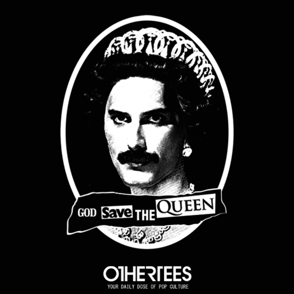 OtherTees: God Save the Queen