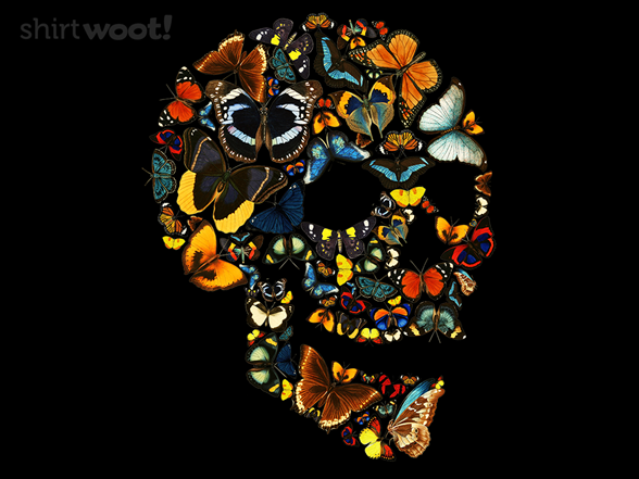 Woot!: Deadly Butterfly