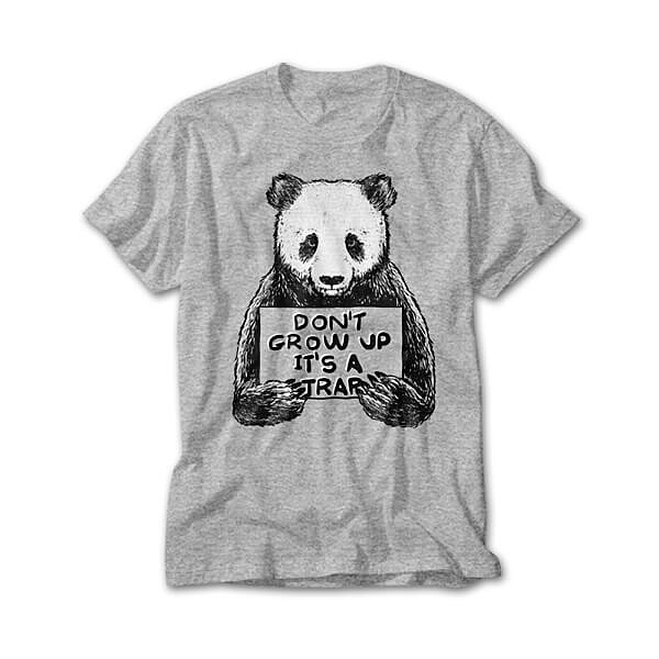 OtherTees: Dont grow up its a trap