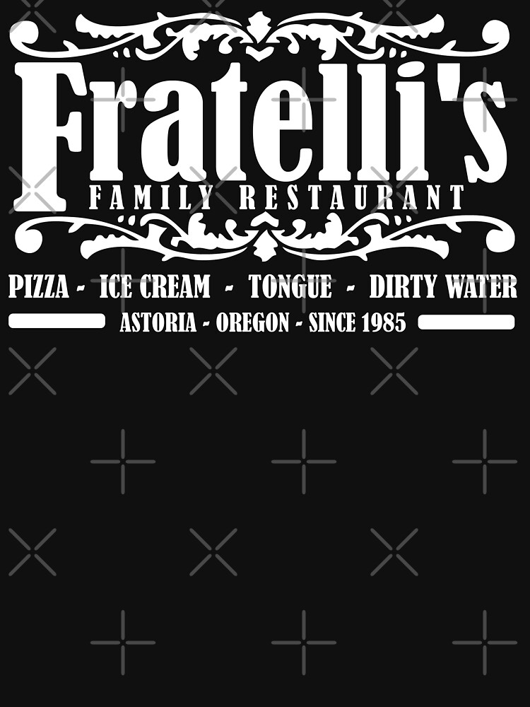 RedBubble: Fratelli's Family Restaurant Astoria Oregon
