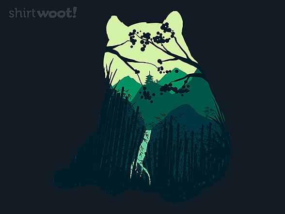 Woot!: Stay Wild Panda