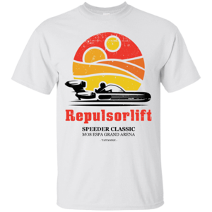 Pop-Up Tee: Speeder Classic