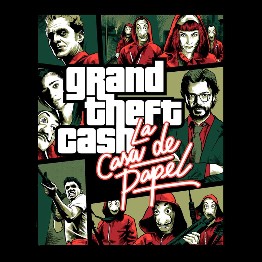 Pampling: Grand Theft Cash
