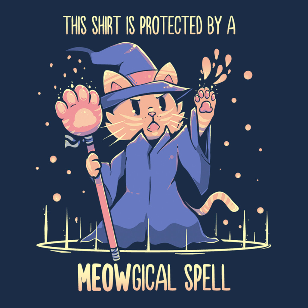 Wistitee: Meowgical Spell