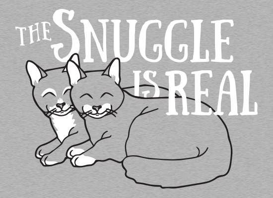 SnorgTees: The Snuggle Is Real