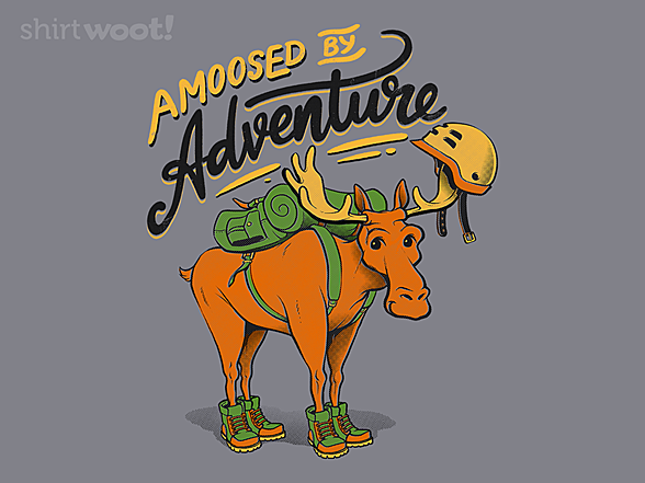 Woot!: Amoosed by Adventure