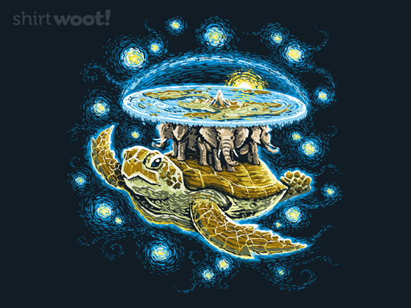 Woot!: Endless Starry Night
